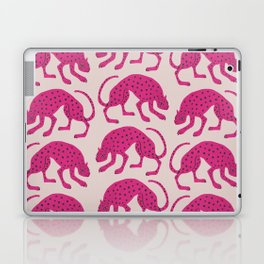 Wild Cats - Pink Laptop & iPad Skin