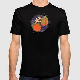 Orange Branch T-shirt