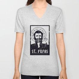 St. Fufas Unisex V-Neck