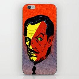 Vincent Price iPhone Skin