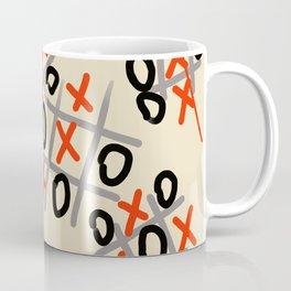 tick-tack-toe Coffee Mug