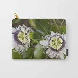 Passiflora edulis flavicarpa Carry-All Pouch