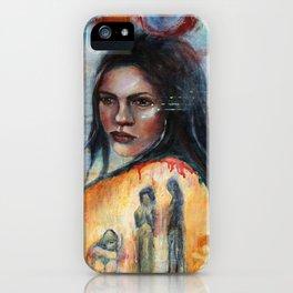 The Healer iPhone Case