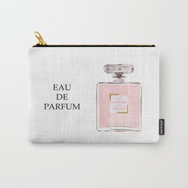Pink Parfum Carry-All Pouch