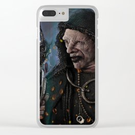 The Seer Clear iPhone Case
