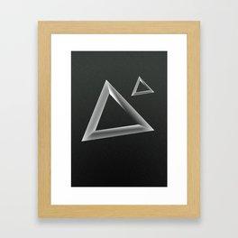 Cosmos Walk Framed Art Print