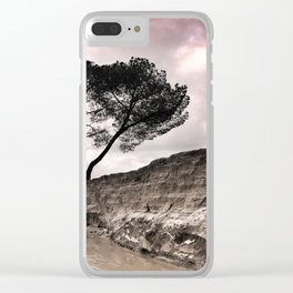 Potrero Creek 2 Clear iPhone Case