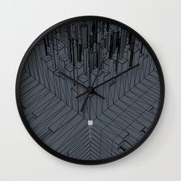 {Density} Wall Clock