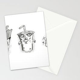 Adolescent Water Team Stationery Cards