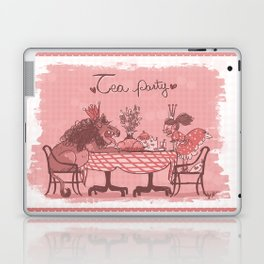Tea Party! Laptop & iPad Skin