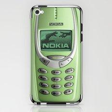 OLD NOKIA Green Lime iPhone & iPod Skin