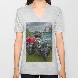 Classic Cars 1930 Unisex V-Neck