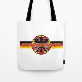 Germany Die Mannschaft (The Team) ~Group F~ Tote Bag