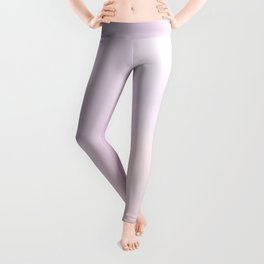 Gradient Blush Sky Leggings