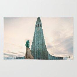 Hallgrímskirkja, Iceland Rug