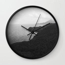 Los Escullos - Níjar Wall Clock