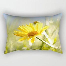 Hello Daisy Rectangular Pillow