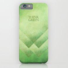 Think green iPhone 6s Slim Case