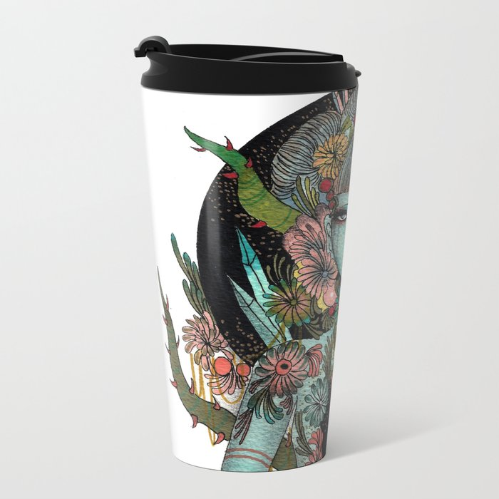 Lilith Metal Travel Mug