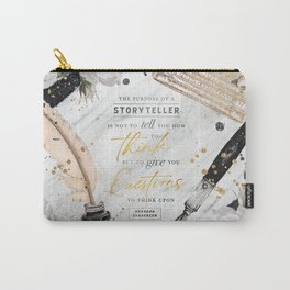 Storyteller Carry-All Pouch