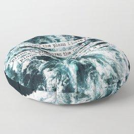 Jeremiah Ocean Floor Pillow
