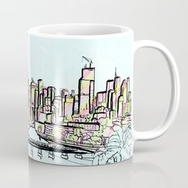 BRISBANE POSTCARD SERIES 012 Coffee Mug