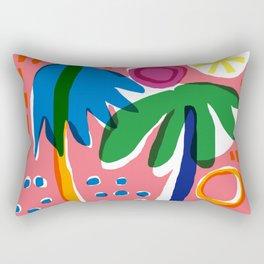 Watermelon Sunset Rectangular Pillow