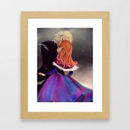 Frozen Kristanna Framed Art Print
