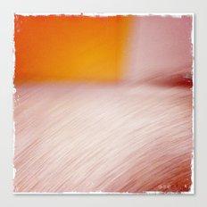Rounding the Corner Canvas Print