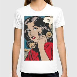 Coffee On the Mind T-shirt