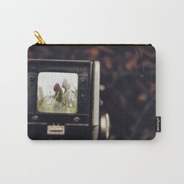 TTV Tulips Carry-All Pouch