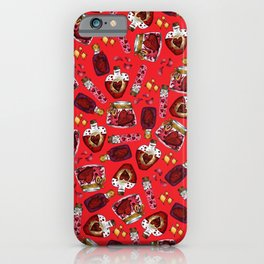 Witchy Love Potion I iPhone Case