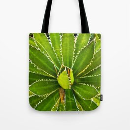 Dizzy Spikes Tote Bag