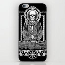 Gautama Buddha and Mucalinda iPhone Skin