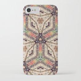 Electromagnetic radiation iPhone Case