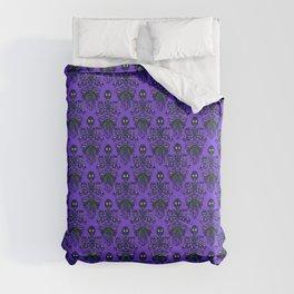 Wall To Wall Creeps Comforters