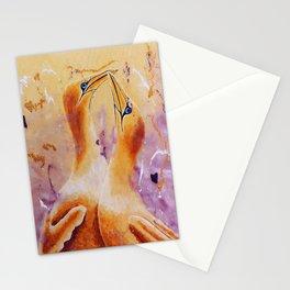 Crazy Tenderness | Fou de Tendresse Stationery Cards