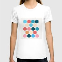 honeycomb T-shirts featuring Honeycomb by Dangerous Ideas