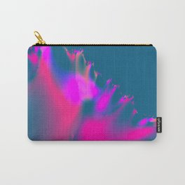 Soft Spring Fractal Carry-All Pouch