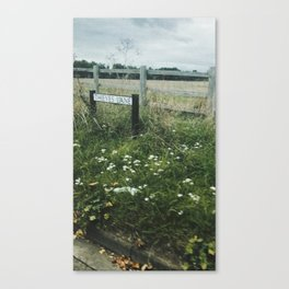 Thieves Lane Canvas Print