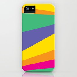 Color lighting iPhone Case