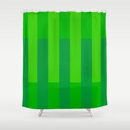Grass (from a series) Shower Curtain