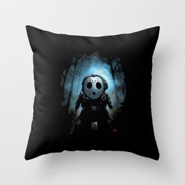 Shyday the 13th Throw Pillow