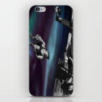 vertigo iPhone & iPod Skins featuring Vertigo by icontrive