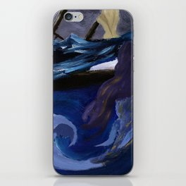 The Siren's Song iPhone Skin