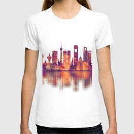 Jeddah Saudi Arabia Skyline T-shirt