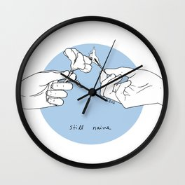 Still Naive Wall Clock
