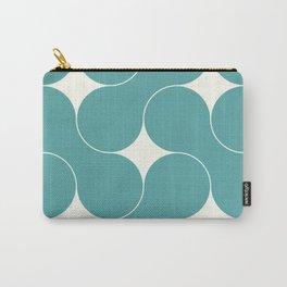 textile peanut motif a Carry-All Pouch