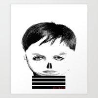 viv la vie Art Print