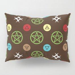 Wicca Pillow Sham